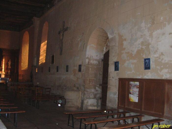 Haute-Vienne: Les Billangeset son église de la Nativité-de-Saint-Jean-Baptiste