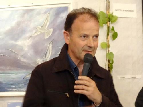 Le 6ème Salon d'Automne à Chamesson....