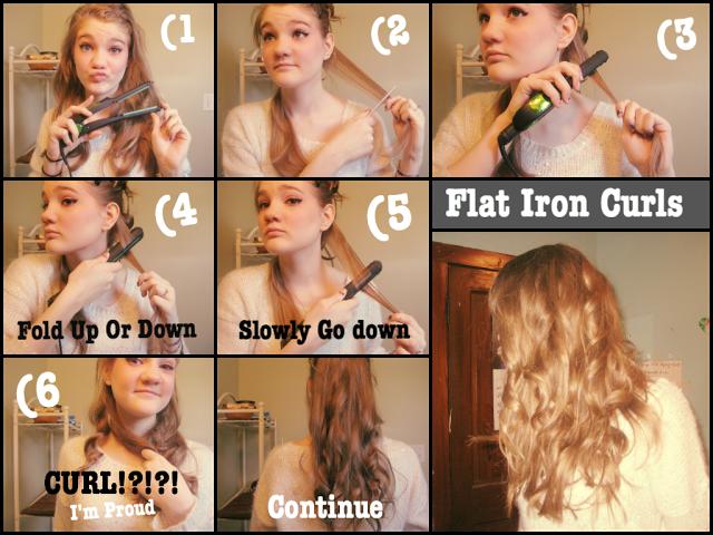 Faire des curls facilement