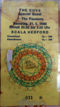 1980.05.31-The Cure-Herford-Scala
