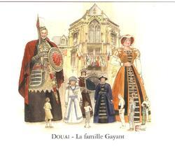 La famille Gayant