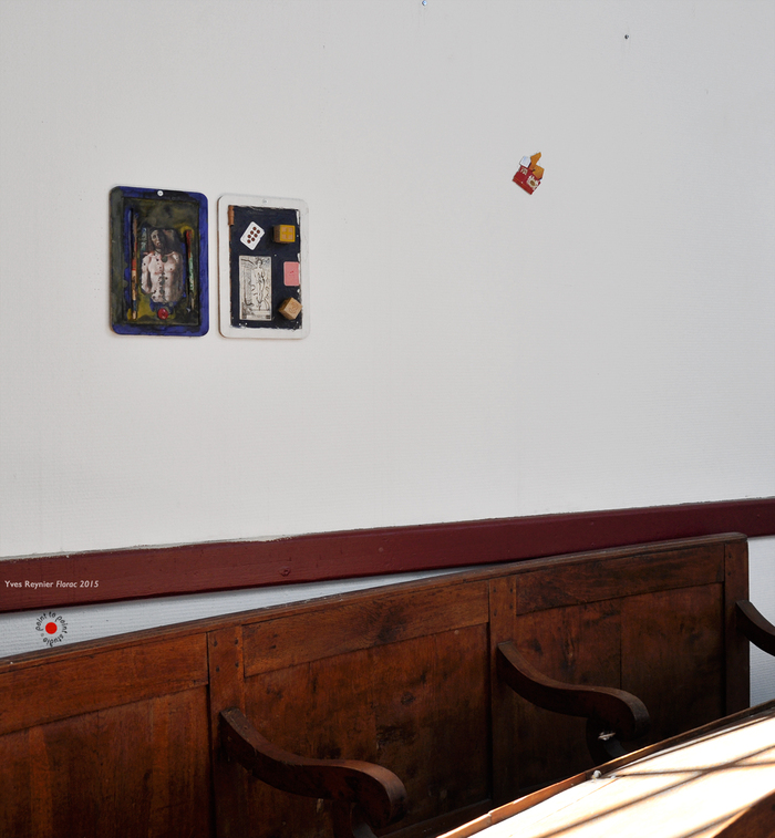 YVES REYNIER TRIBUNAL DE FLORAC EXPOSITION