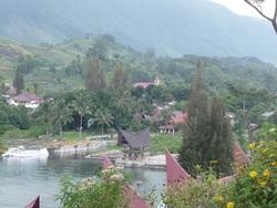 Convalescence au Lac Toba