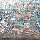 Saint-Pierre - Fresque de la rue Petit Versailles - Photo : Edgar