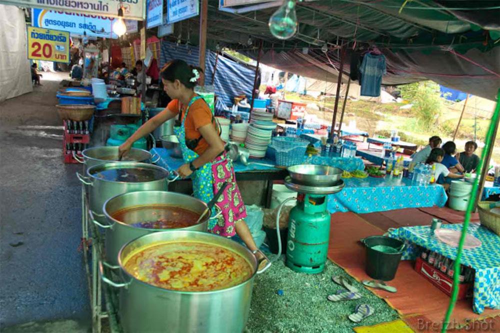 soupes - marche ayutthaya