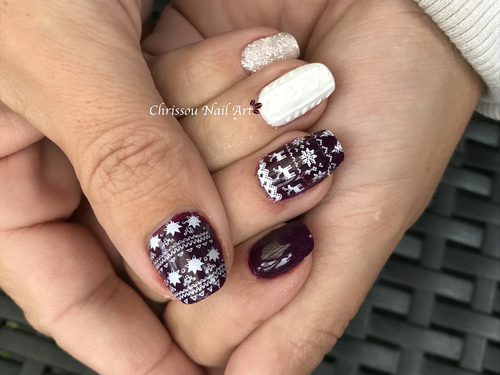 Nail Art Pull Over 2