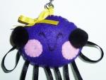 ♥ porte-clefs araignée qui fait peur ♥