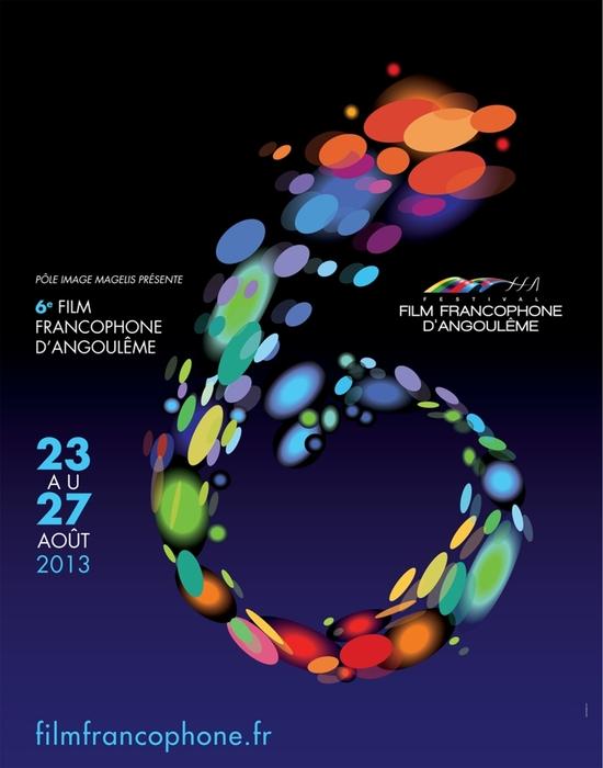 6e festival du film francophone d'Angoulême