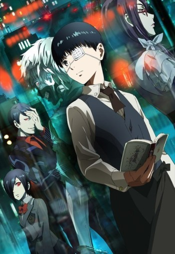 Tokyo Ghoul انمي