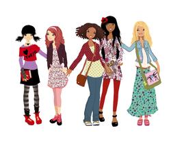 Kinra girls