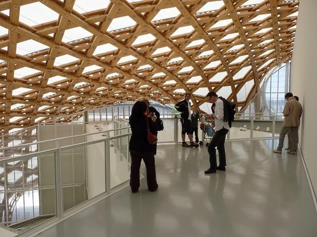 Centre Pompidou Metz 4 balcons 15 06 2010
