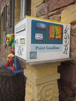 Frontignan : l'école du rire nous invite...  Poiré-Guallino 2014