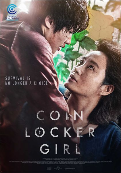 Coin Locker Girl : Affiche