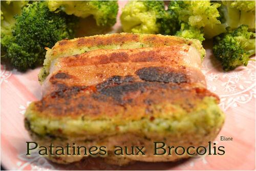 Patatines aux Brocolis