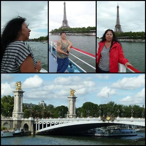 Aujourd'hui je vous emmène à Paris
