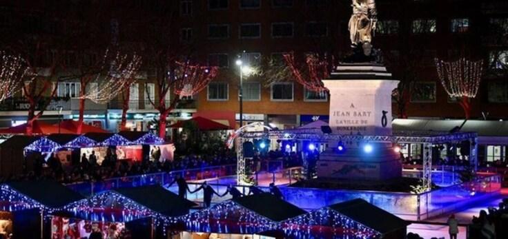 Noël à Dunkerque.