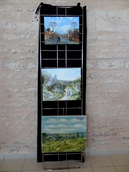 Un hommage rendu à Julie Velay, l'épouse de Camille Pissaro, dans son village de Grancey sur Ource