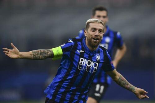 Serie A : la grosse claque du Milan AC face à l'Atalanta