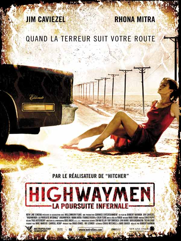 Highwaymen : la poursuite infernale [DVDRIP FR] [⊗ -12 ans]