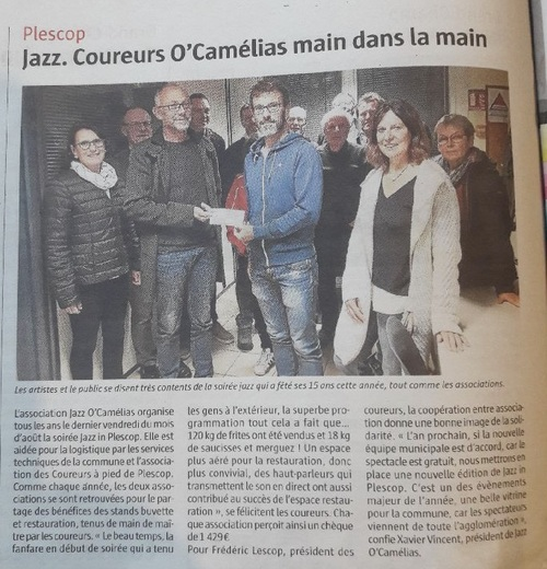Jazz' in Plescop 2019