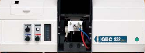 Spectrophotomètre à Absorption Atomique GBC 933