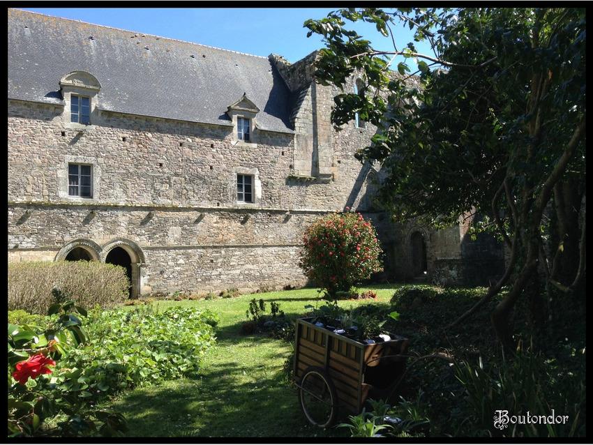 Paimpol - Abbaye de Beauport( Côtes-d'Armor 22)-2