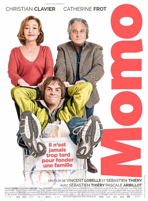 Découvrez la bande-annonce de MOMO avec Christian Clavier et Catherine Frot