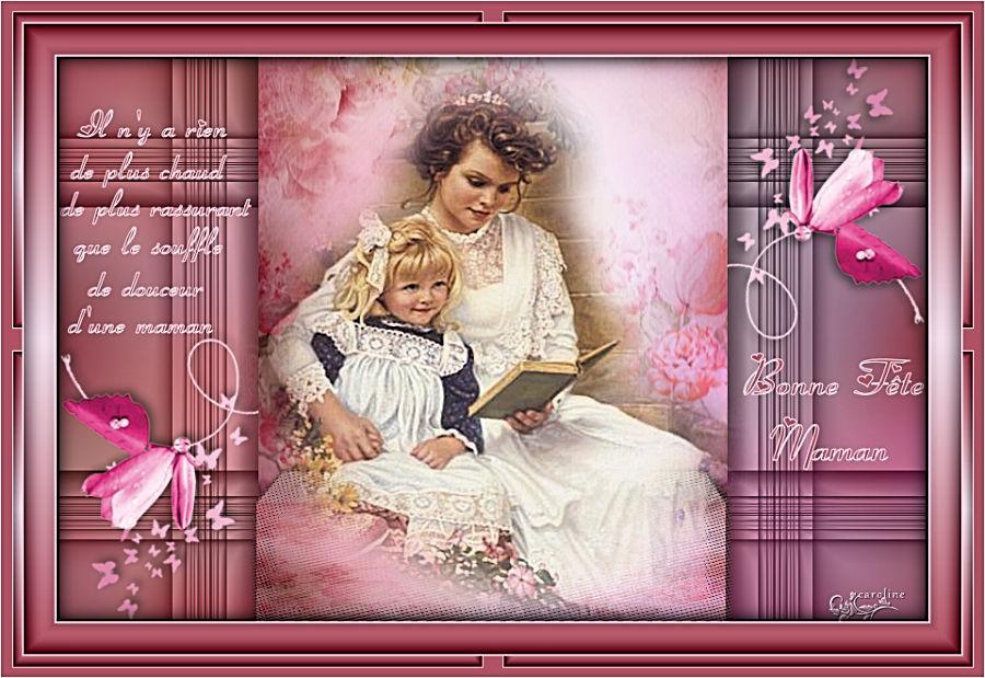 Ma création pour la fête des mères