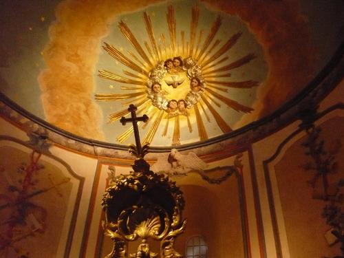 L'église de Saint Caprais