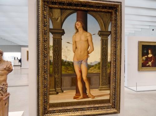 Quelques vues du Louvre-Lens (photos)