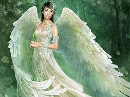 Couleurs angéliques