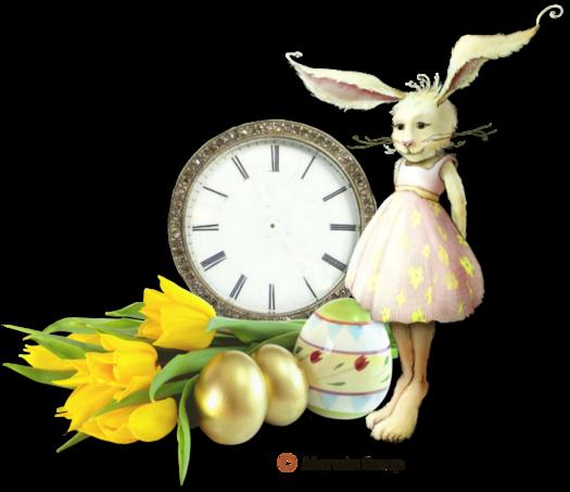 Horloges de Pâques