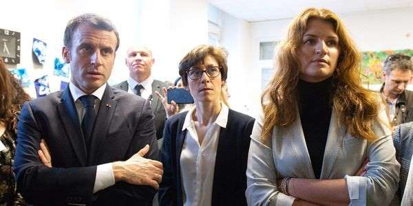Quand Macron recadre Schiappa en Conseil des ministres
