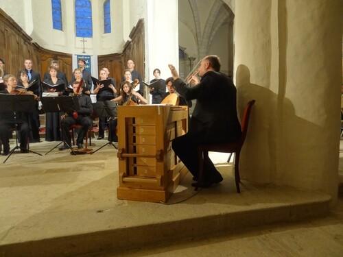 """""""Stabat Mater de Pergolesi"""" le concert final de la Semaine de Saint Vorles fut une pure merveille !!"""