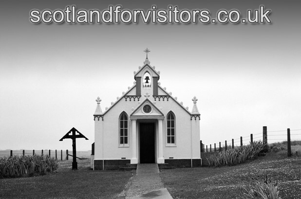 italian chapel http://www.scotlandforvisitors.co.uk/