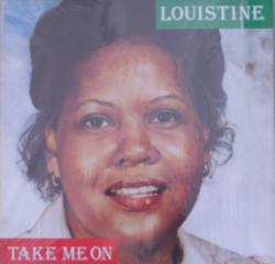 Louistine - Take Me On - Complete LP