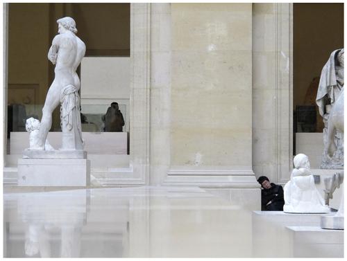 Le dormeur du Val Louvre