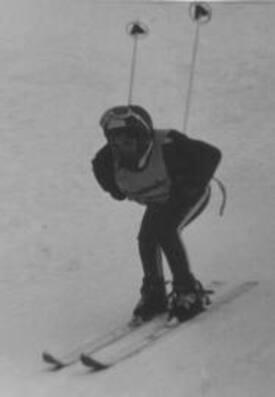 Parabole du skieur