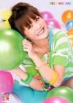 Risa Niigaki 新垣里沙 Morning Musume Concert Tour 2009 Aki ~ Nine Smile ~   モーニング娘。コンサートツアー2009秋 ~ナインスマイル~
