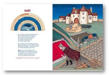 L'art des enluminures à travers Les Très Riches Heures du Duc de Berry