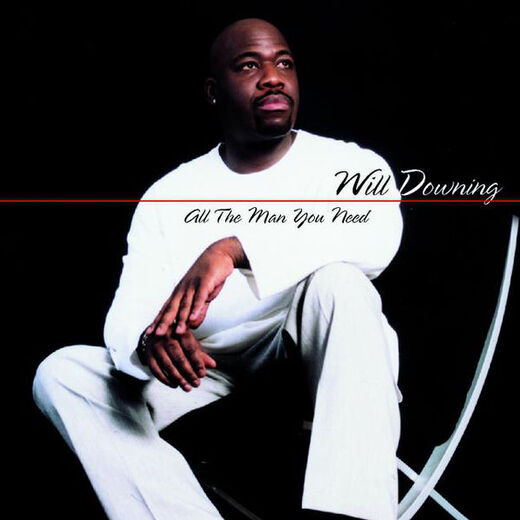Will Downing - All The Man You Need [2000]