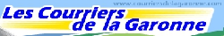 Logo Courriers de la Garonne