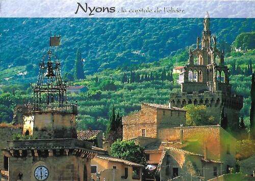 Selbsternannte Hauptstadt der Olivenbäume