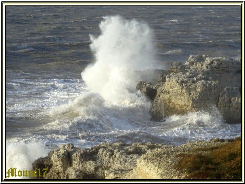 1er janvier dans la tempête