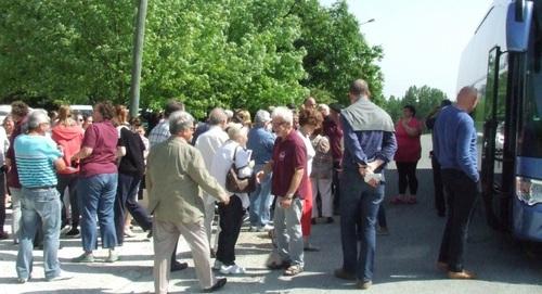 Mercredi 13 mai : Nos amis allemands arrivent !