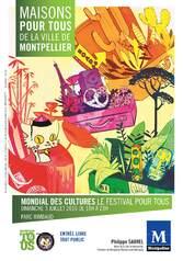 ★ FESTIVALS avec Couleur Sabar - Asso & Collectif [2016]