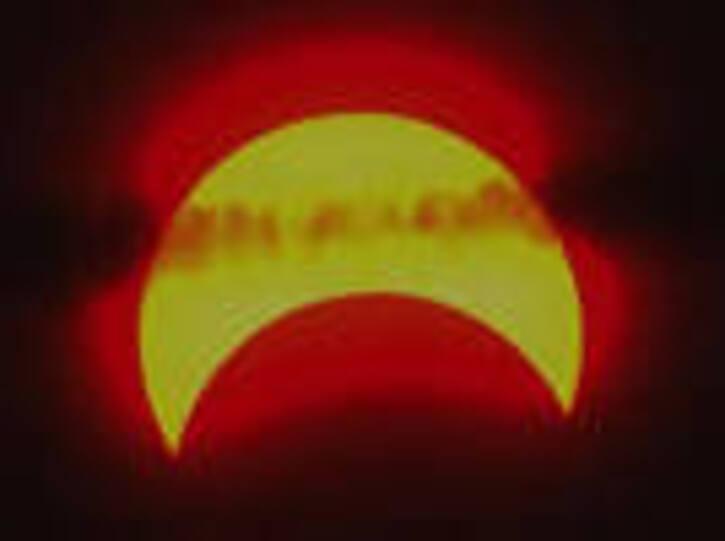Eclipse du 20 Mars ..........
