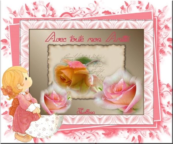 Cartes**Bouquet d' amitié**