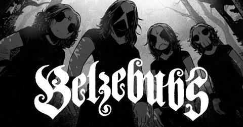 BELZEBUBS - Les détails du premier album Pantheon Of The Nightside Gods