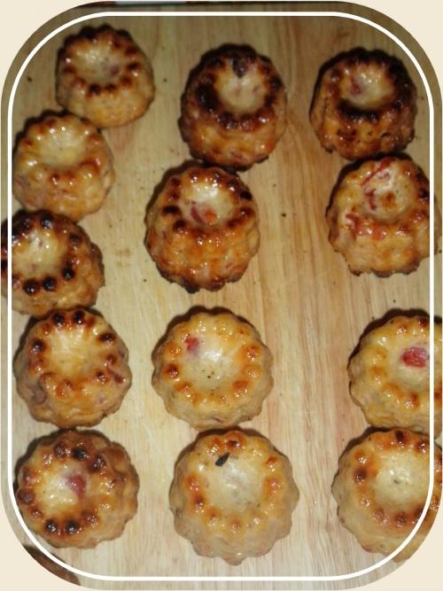 Les recette de Mamie Luna (cannélés inside)